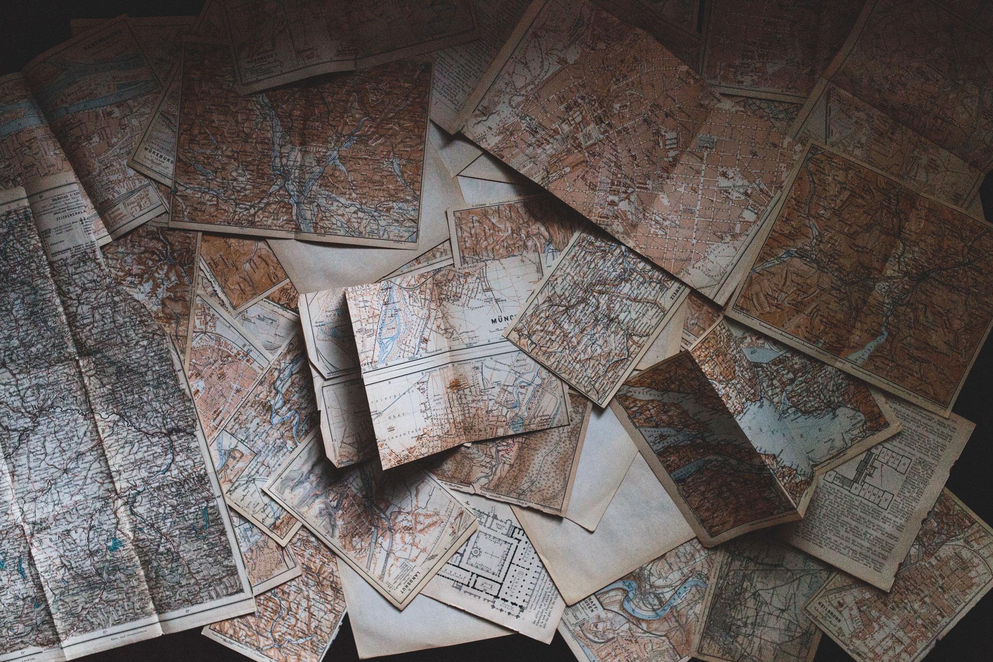 Aventures Carte au trésor