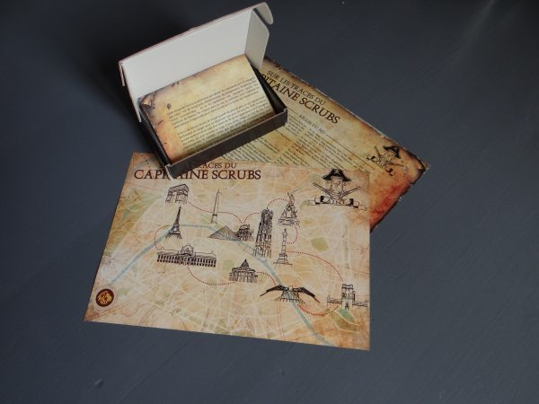 Box au trésor